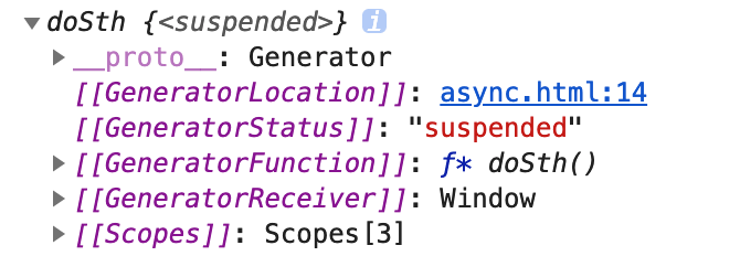 《javascript异步之async(一)》