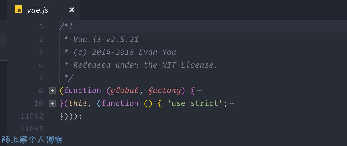 《谈一谈javascript作用域》