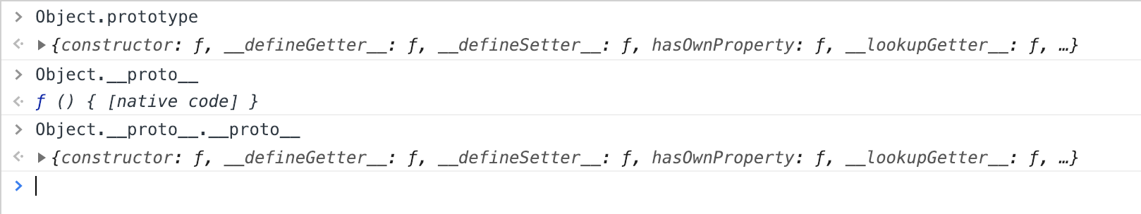 《javascript原型-终章  Obejct和Function到底是什么关系》