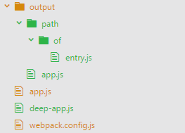 《从零搭建webpack4(mode和entry)》