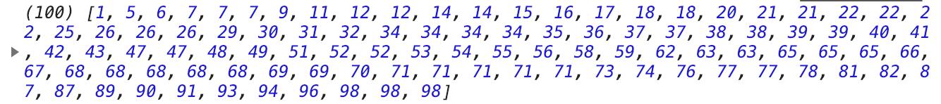 《一篇文章搞定javascript冒泡排序》