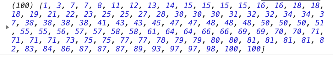 《javascript排序之选择排序和插入排序,以及性能比较》